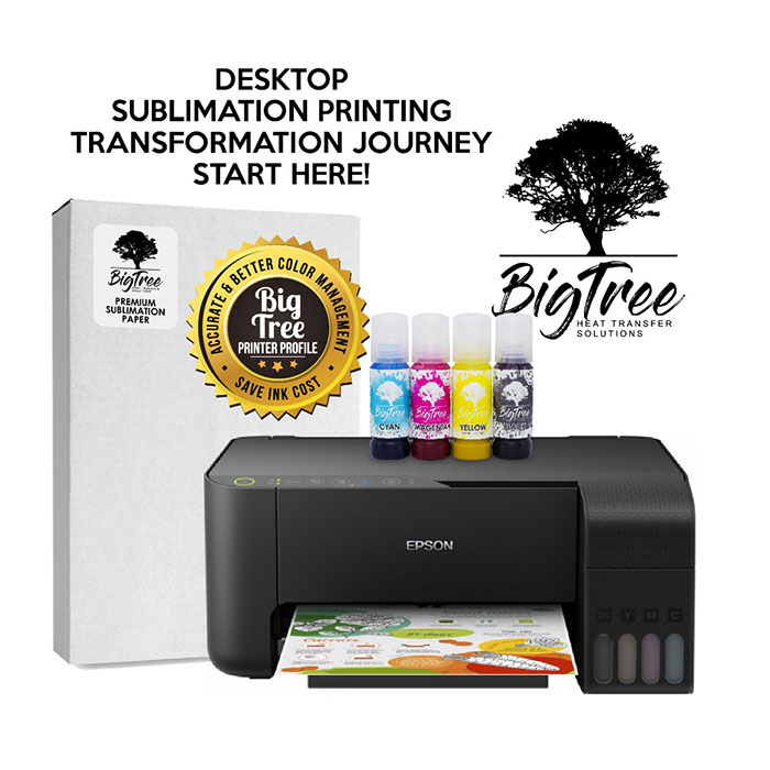 BigTree A4 Sublimation Printer