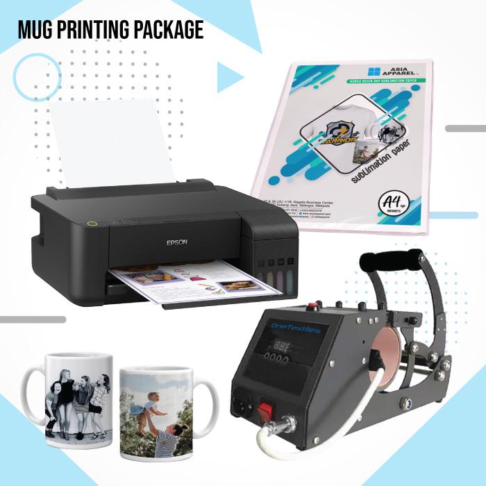 Mug Printing Package